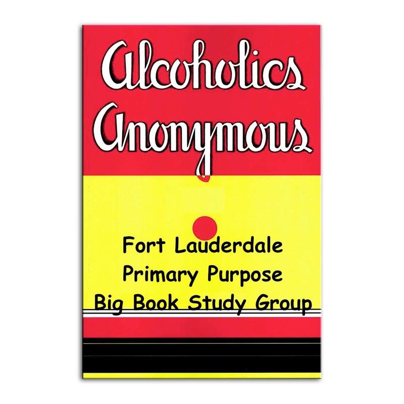 Fort LauderdalePrimary PurposeBig Book Study Group